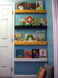 sara u0027s art house a book wall