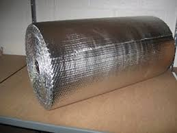 mylar wraps 3 16 insulated metalized mylar foil wrap 24 x 125