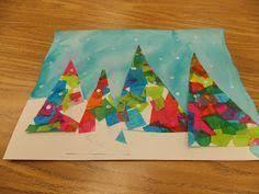 1st Grade Christmas Crafts