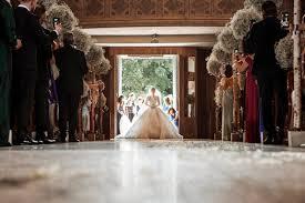 victoria swarovski u0027s wedding dress weighed 7st 3lbs and was