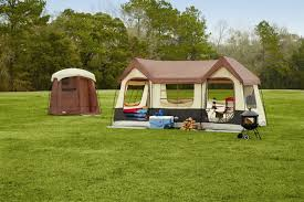 northwest territory big sky lodge cabin tent 10 person fitness