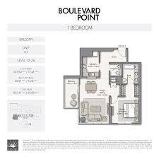 boulevard point in downtown dubai emaar properties