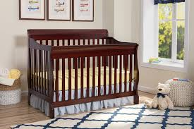 Delta Canton 4 In 1 Convertible Crib Convertible Cribs Country Bedroom Gold Wood Delta Children