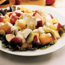 best salad recipes best fruit salad recipe taste of home