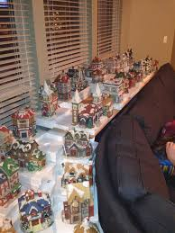Where To Put A Christmas by Our Christmas Village By Troy Bettridge Dolls U0027 Houses Past U0026 Present