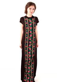 rochie etno rochie black etno rochii maxi pentru vara 2012
