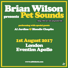 brian wilson eventim apollo