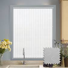vertical blinds made to measure vertical blind in lapwing white