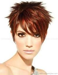 spiked hair with long bangs 70 fabulous short spiky hairstyles