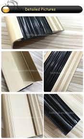 aluminium laminate flooring stair nosing with pvc insert buy