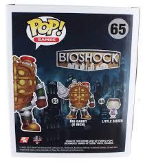 funko 6169 pop games bioshock big daddy 6