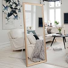 Bevelled Floor Mirror by Shop Amazon Com Floor Mirrors
