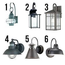 Craftsman Led Lig Home Depot Light Fixtures Outdoor 74694 Loffel Co