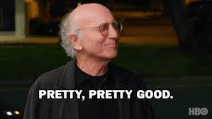 Curb Your Enthusiasm Meme - pretty good season 9 gif by curb your enthusiasm find share on giphy