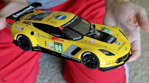 corvette c7 r unboxing 1 18 scale autoart corvette c7 r le mans gtlm 2015 64