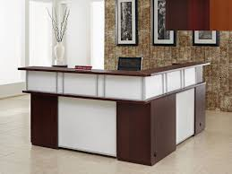 Reception Desk Furniture L Shaped Reception Desk Furniture All About House Design Best L