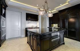 black kitchen furniture beautiful black kitchen cabinets design ideas designing idea