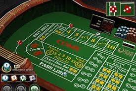 Craps Table Odds Craps House Edge And Odds Dice Combination And Chances To Win