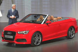 convertible audi red 2015 audi a3 cabriolet first look motor trend magazine