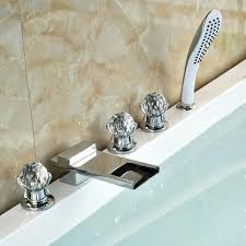 Bathtub Replacement Cost Bath Tub Faucet 1 Handle Bathroom Faucet Bathtub Faucet