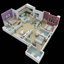 3 bhk indian home plan u2013 house style ideas