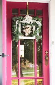 Homemade Christmas Wreaths by How To Create A Diy Christmas Frame Wreath Goodwill Industries