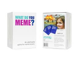 Cards Meme - com what do you meme adult party game toys games