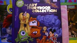 Disney Scary Storybook Collection Disney Story Time With Jess 12 The Incredibles In Attack