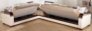full size sofa bed long bench sofa bed in brown design covered in