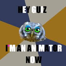 Art Student Owl Meme - tumblr o4cf4sjdo01vp0fczo1 500 gif