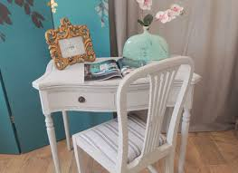 lovely shabby chic desk table with chair eclectivo london hastac