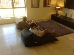 Bean Bag Furniture by Giant Bean Bag Chair Dance Drumming Com