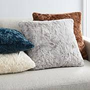Cowhide Pillows Faux Cowhide Pillows West Elm