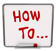 how to stuck on what to write about create a how to guide for your
