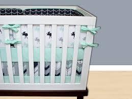 Grey Chevron Crib Bedding Set Nursery Beddings Navy And Gray Crib Bedding Set Together With