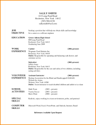 Nanny Resume Templates Free Free Sample Nanny Resume Professional Resumes Sample Online