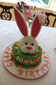 rabbit cake thesilverchicken