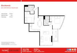 lucas real estate n2406 241 harbour esplanade docklands vic 3008