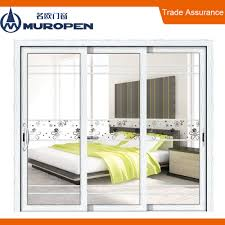 aluminium sliding window designs sections catalogue price list in
