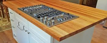how to install butcher block countertops five important things to know before installing butcher block