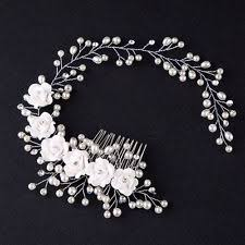 bridal hair accessories ebay
