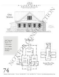 house plans south carolina the oak spring plan by allison ramsey architects this plan is