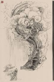 best 25 chinese dragon drawing ideas on pinterest chinese
