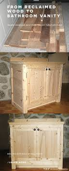 design your own bathroom vanity diy open shelf vanity with free plans inside design your own