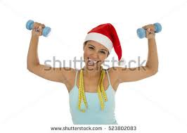 christmas workout stock images royalty free images u0026 vectors