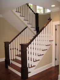 Railing Banister Harvard Yale Traditional Staircase Built Ins Pinterest