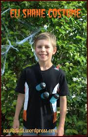 eli shane slugterra costume for halloween saw it pinned it