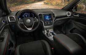 jeep interior lights 2017 jeep grand cherokee gets new tough and premium trim levels