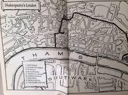 a map of london u2013 josh lacey