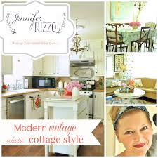 modern vintage eclectic cottage style my signature style